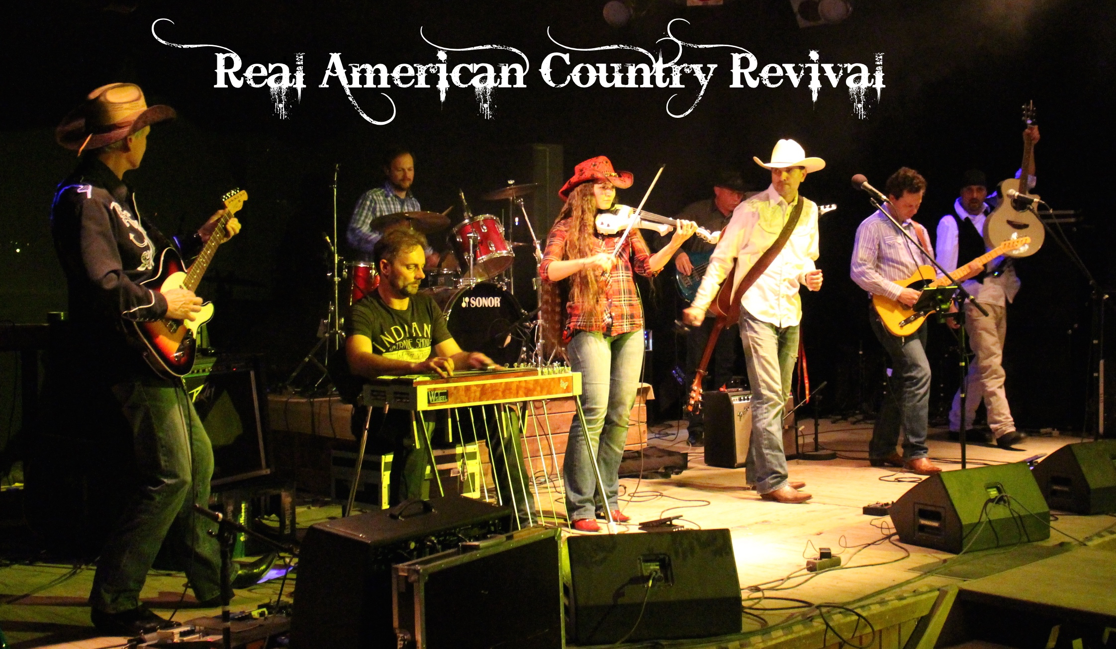 Real American Country Revival